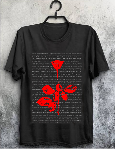 b7b8d5e887 Depeche Mode tričko Violator Unisex